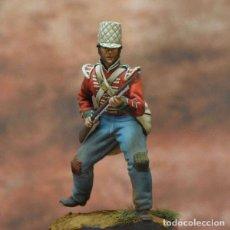 Hobbys: SOLDADO DEL 24.º DE INFANTERÍA. BATALLA DE CHILLIANWALLAH, 1849. ART GIRONA. 54 MM. Lote 210649017