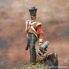 Hobbys: HIGHLANDER DEL 71.º DE INFANTERÍA LIGERA. 1845. ART GIRONA. 54 MM. Lote 210653930