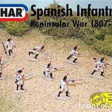 Hobbys: CAJA CON INFANTERÍA ESPAÑOLA DE LA GUERRA INDEPENDENCIA (1808-1814) DE EMHAR A 1/72. Lote 211746805