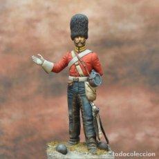 Hobbys: SARGENTO. 2.º DE DRAGONES. SCOTS GREYS. BALACLAVA, 1854. ART GIRONA. 54 MM. Lote 221792111