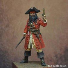 Hobbys: BLACKBEARD. 1680-1718. ART GIRONA. 75 MM. Lote 213168508
