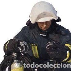 Hobbys: BOMBERO DE LA CIUDAD ALEMANA DE GOTINGEN, 2004. 1.30 . TODO METAL. EDICIONES DEL PRADO. Lote 213337550