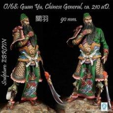Hobbys: ALEXANDROS MODEL O/59 # GUAN YU, CHINESE GENERAL CA. 210 AC. Lote 214346340