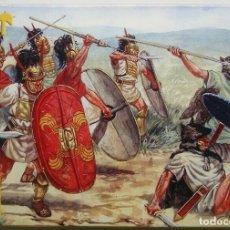Hobbys: 8018 HAT 1/72 REPUBLICAN ROMANS - HASTATI & VELITES. Lote 215714895