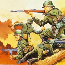 Hobbys: HASEGAWA 1/72 GERMAN INFANTRY ATTACK GROUP. Lote 215900367