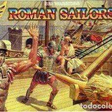 Hobbys: ORI72006 ORION 1/72 ROMAN SAILORS, REMEROS, MARINEROS ROMANOS E INFANTES DE MARINA. Lote 216007985