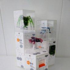 Hobbys: MICRO ROBOTS CRIATURAS HEX BUG , PEQUEÑAS CRIATURAS REBOTICAS EN EXPOSITOR. Lote 216910701