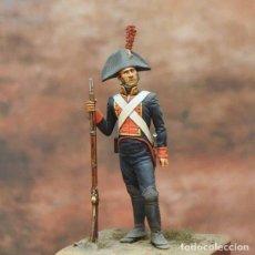 Hobbys: SOLDADO DEL TERCIO DE ESPAÑOLES DE TEXAS. 1804. 54 MM. ART GIRONA. Lote 217981331
