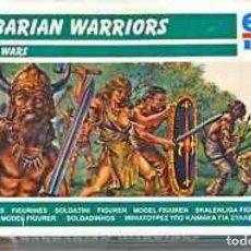 Hobbys: 225 ESCI ERTL 1/72 GUERREROS BÁRBAROS ROMÁNIC WARS COMO NUEVO EN CAJA. Lote 218284633
