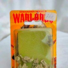 Hobbys: LIQUIDACION - WARLORDS - GRANADIER MODELS - 1808 DWARF CROSSBOWMEN - EN BLISTER - GCH1. Lote 220393560