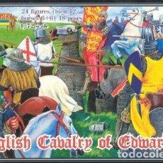Hobbys: 1/72 STRELETS ENGLISH CAVALRY OF EDWARD I ( WAR OF WALLACE ). Lote 220478040