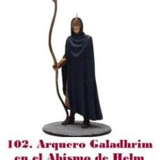 Hobbys: EL SEÑOR DE LOS ANILLOS. FIGURA DE PLOMO Nº 102 ARQUERO GALADHRIM. SIN CAJA.. Lote 220947846
