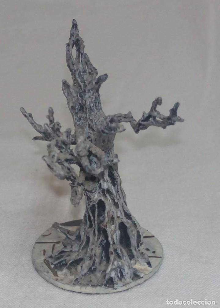Hobbys: El Señor de los anillos. Figura de Plomo Nº 136 Árbol de Gondor. Sin caja. - Foto 3 - 220948263