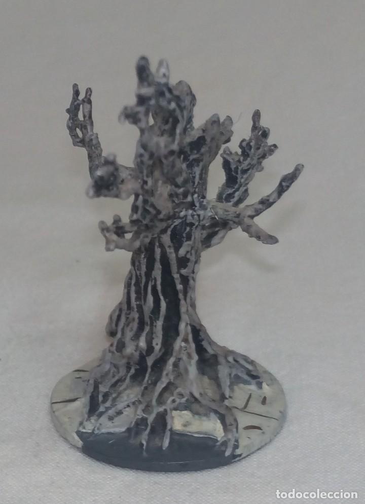 Hobbys: El Señor de los anillos. Figura de Plomo Nº 136 Árbol de Gondor. Sin caja. - Foto 5 - 220948263