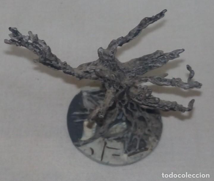 Hobbys: El Señor de los anillos. Figura de Plomo Nº 136 Árbol de Gondor. Sin caja. - Foto 6 - 220948263