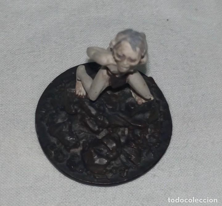 Hobbys: El Señor de los anillos. Figura de Plomo Nº 157 Gollum. Sin caja. - Foto 7 - 220948362
