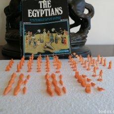 Hobbys: THE EGYPTIANS 68 PIEZAS. Lote 221472403