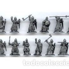 Hobbys: M001 STRELETS 1/72 NORMANDOS (HASTINGS) 1 SPRUE ONLY / SOLO 1 PLANCHA.. Lote 222328706