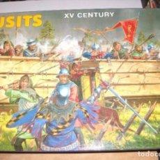 Hobbys: 72010 MINIART 1/72 HOUSITS, XV CENTURY. Lote 222896438