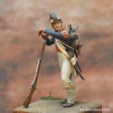 Hobbys: FUSILERO DE LÍNEA. FRANCIA 1796. ART GIRONA. 75 MM. Lote 223057495