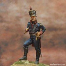 Hobbys: OFICIAL DE ARTILLERÍA. ESPAÑA 1812. ART GIRONA. 54 MM. Lote 223057641