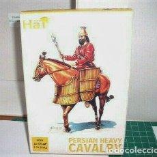 Hobbys: 8050 HAT 1/72 PERSIAN HEAVY CAVALRY. Lote 223660778