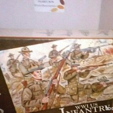 Hobbys: 7004 HAT 1/72 UNITED STATES INFANTRY WWI. Lote 223832325