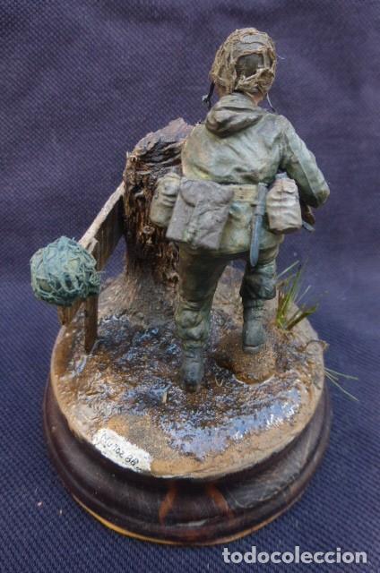 Hobbys: 36 Division de Infanteria al asalto en Montecassino.....1944...Maqueta..---Finales de los 80. - Foto 3 - 226278110