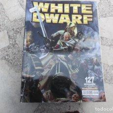 Hobbys: WHITE DWARF Nº 127, TEMPLARIOS NEGROS, EL SEÑOR DE LOS ANILLOS, LA DEFENSA DE CEPHIAN, SOLO HAY GUER. Lote 227978715