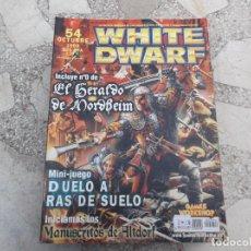 Hobbys: WHITE DWARF Nº 54, MANUSCRITOS DE ALTDORF, KLANES ORKOS, LA SENDA DE LA GUERRA, CAMINO DE LA GLORIA. Lote 227980705