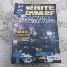 Hobbys: WHITE DWARF Nº 49, GIGANTES DE ALBION, TZEENTCH EL GRAN HECHICERO, RUEDAS DE ACERO, BLOOD BOWL. Lote 227981145