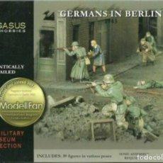 Hobbys: PEGASUS 1/72 WWII GERMAN IN BERLIN. Lote 233607465