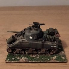Hobbys: 28MM BOLT ACTION WORLD WAR II SHERMAN AMERICAN PRO PAINTED. Lote 233911830