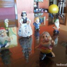 Hobbys: BLANCA NIEVES Y LOS SIETE ENANITOS. Lote 234469880