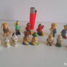 Hobbys: LOTE DE 19 FIGURAS DE RESINA EN MINIATURA. Lote 234663230
