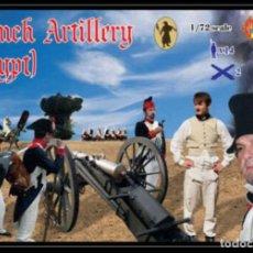 Hobbys: 078 STRELETS 1/72 ARTILLERÍA FRANCESA NAPOLEÓNICA (EGIPTO). Lote 236057435