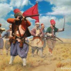 Hobbys: M054 STRELETS 1/72 BASHI-BAZOUKS (RUSSO-TURKISH GUERRA 1877). Lote 236169940