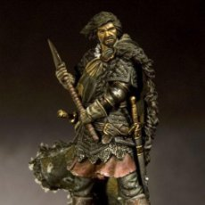 Hobbys: NOBLE ESCOCÉS. SIGLO XIII. PEGASO MODELS. 75 MM. Lote 238654915