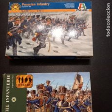 Hobbys: LOTE FIGURAS PRUSIANAS, MARCA REVELL Y ITALERI 1:72. Lote 242921990