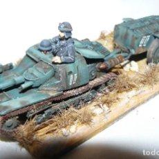 Hobbys: 28MM EMPRESS MINIATURES SCW CV33 FLAMETHROWER DEL CTV EJERCITO NACIONAL RESINA. Lote 165083334