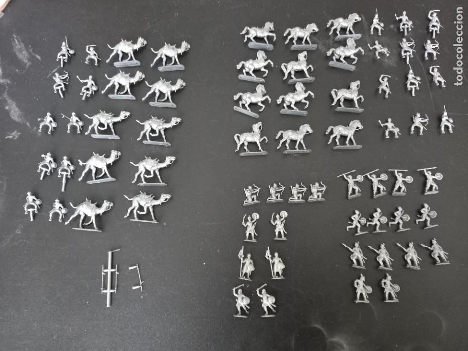 Hobbys: 2 cajas de guerreros sarracenos italeri 1:72 - Foto 2 - 245295840
