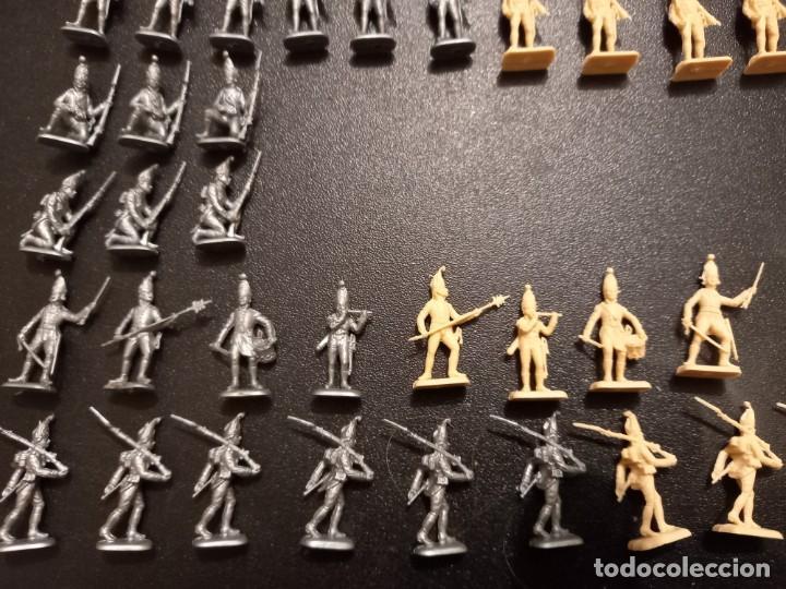 Hobbys: Lote de figuras granaderos rusos italeri - Foto 2 - 245298180