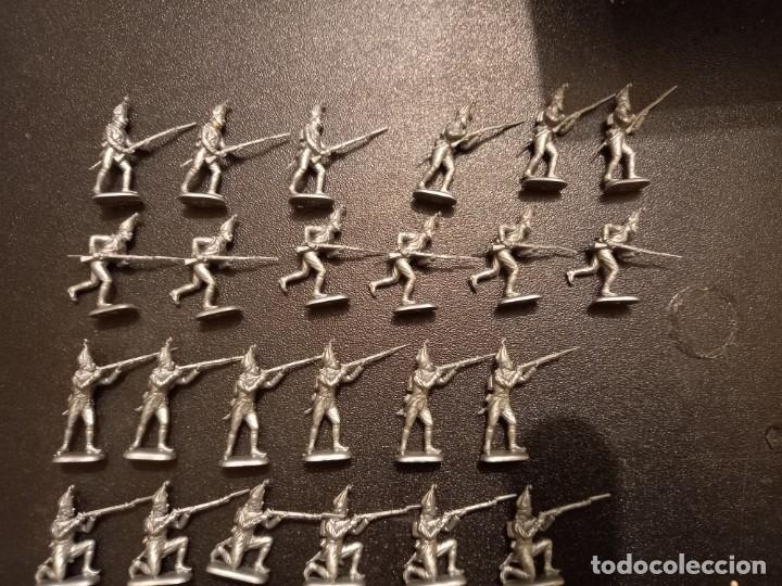 Hobbys: Lote de figuras granaderos rusos italeri - Foto 3 - 245298180