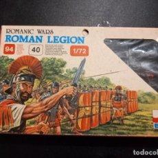 Hobbys: ESCI LEGIONARIOS ROMANOS, INCOMPLETA. Lote 245307760