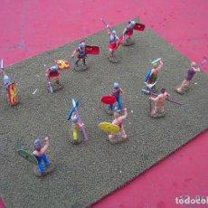 Hobbys: DIORAMA ROMANOS Y BARBAROS.ESCALA 1/72.. Lote 246210860