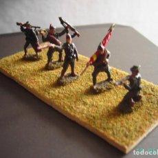 Hobbys: DIORAMA LEGIONARIOS ESPAÑOLES.ESCALA 1/72.. Lote 253970765