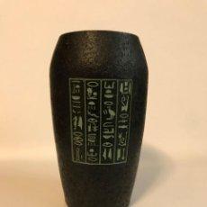 Hobbys: FIGURA DE EGIPTO VASIJA 12 CM. Lote 255607130
