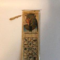 Hobbys: MARCAPAGINAS DE EGIPTO. Lote 255608325