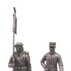 Hobbys: SET DE FIGURA EN PLOMO, GENERAL GORAUD , UNIFORME DE CAZADOR ALPINO, 1:24, COLECCIÓN 1914-18. Lote 207763792
