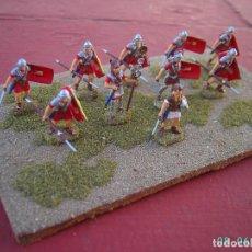 Hobbys: DIORAMA LEGIONARIOS ROMANOS IMPERIALES.ESCALA 1/72.. Lote 260567370